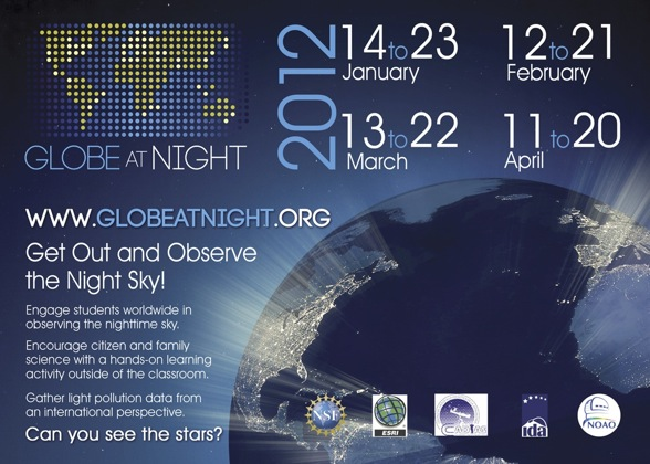 2012 GLOBE at Night